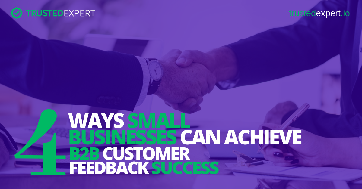 B2B Customer Feedback